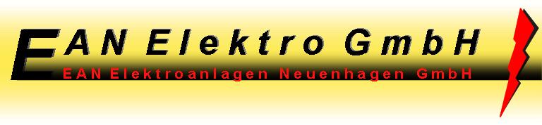EAN Elektro GmbH Homepage